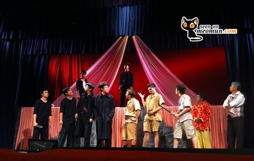 Cô gái ăn cắp - Bỉ Vỏ - Sân khấu kịch Phú Nhuận