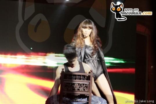 Buổi ra mắt MV Model - Take my picture - Siêu mẫu Hà Anh (13)