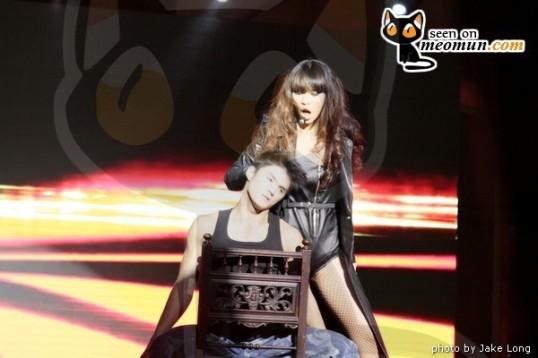 Buổi ra mắt MV Model - Take my picture - Siêu mẫu Hà Anh (14)