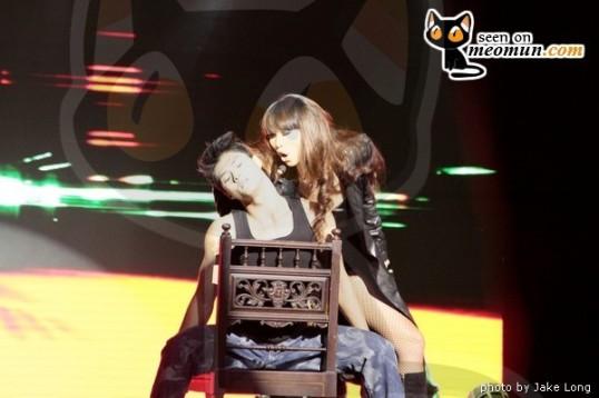 Buổi ra mắt MV Model - Take my picture - Siêu mẫu Hà Anh (16)
